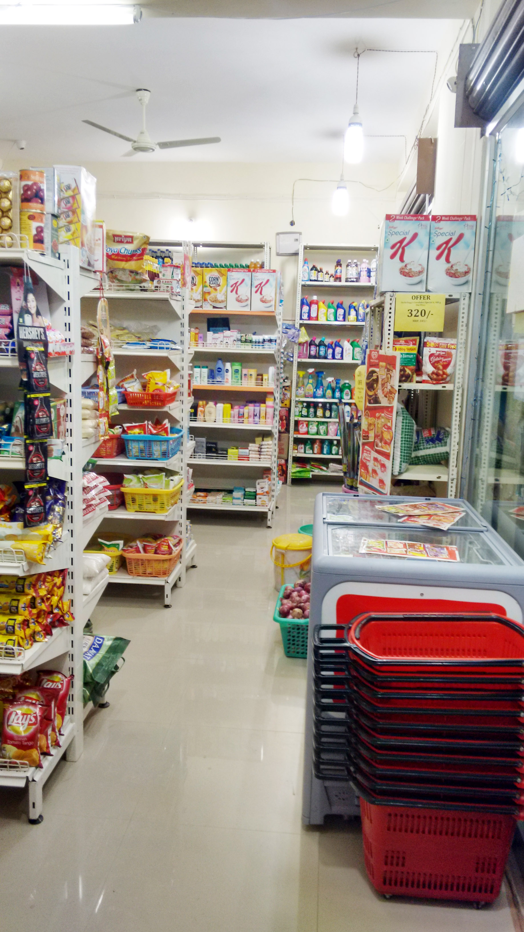 SuperMarket / Grocery Store Business Plan